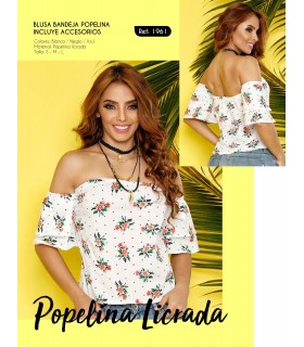 BLUSA COLOMBIANA D1961